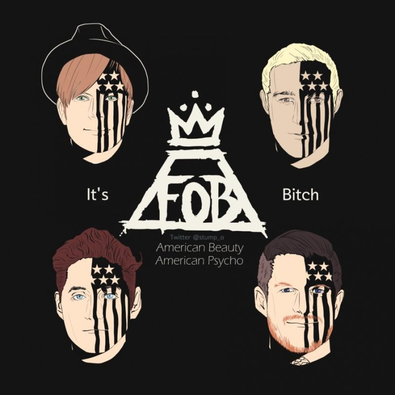 10 Top Fall Out Boy Logo Wallpaper FULL HD 1920×1080 For PC Background 2018 free download its fall out boy bitchostumpo on deviantart 800x800