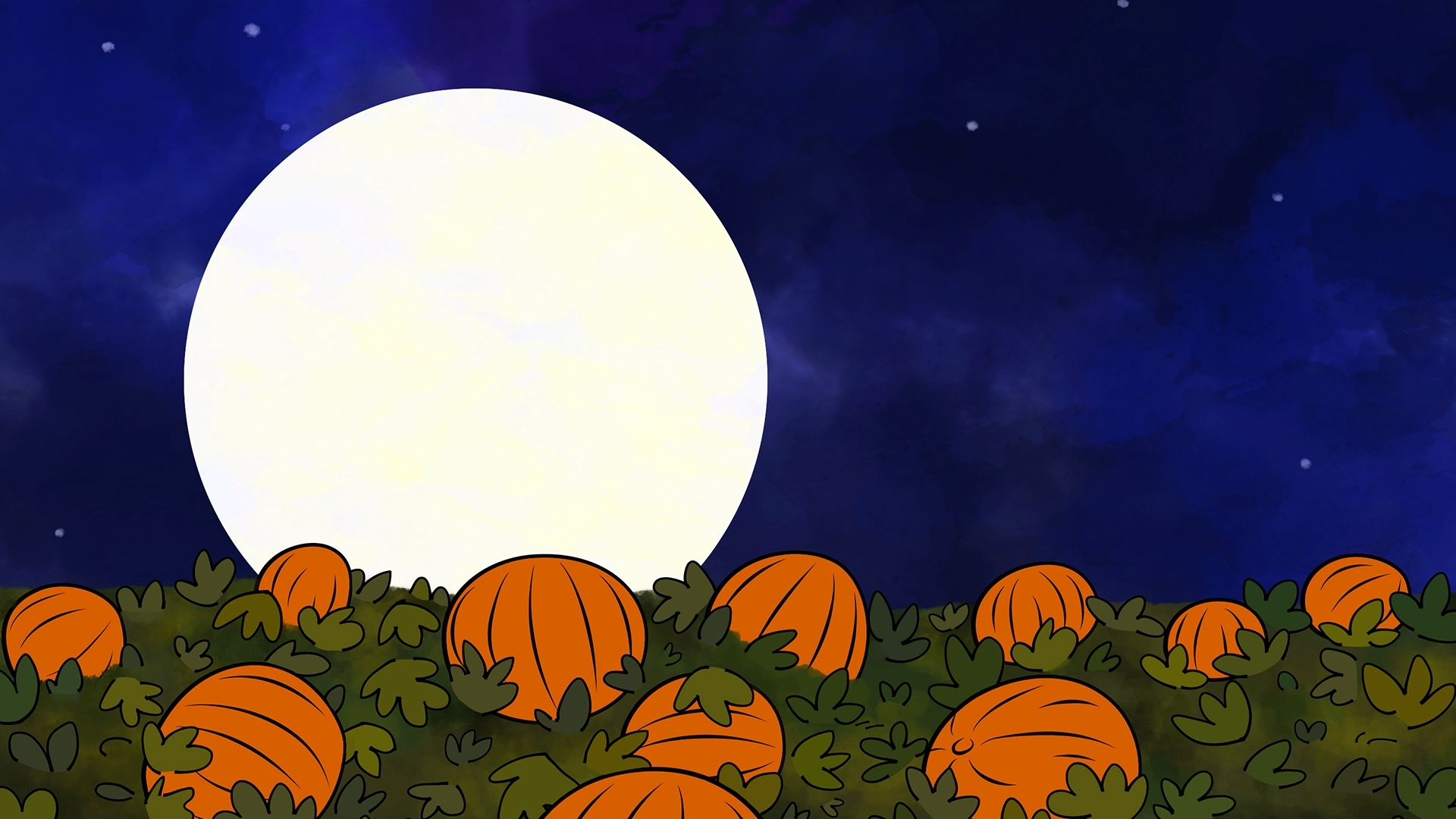 it's the great pumpkin, charlie brown full hd wallpaper and