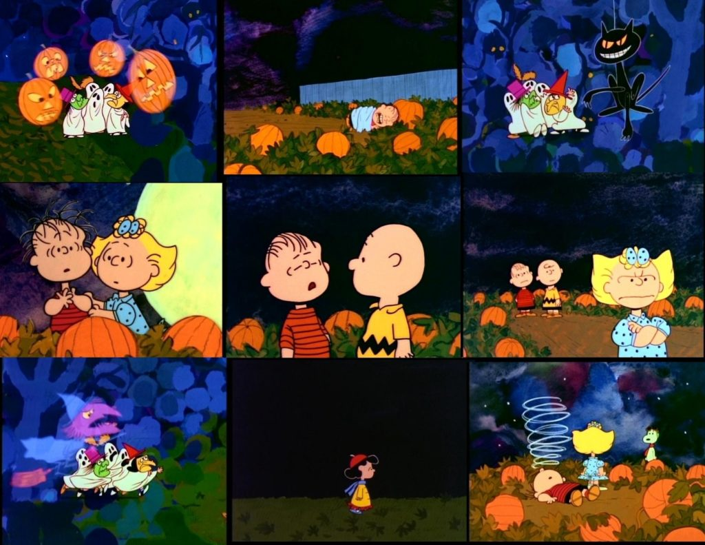10 Best Peanuts Halloween Desktop Wallpaper FULL HD 1080p For PC Background 2021 free download its the great pumpkin charlie brown wallpaper and background 1024x791