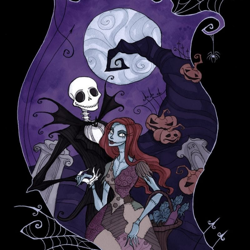 10 Most Popular Jack Skellington And Sally Wallpaper FULL HD 1080p For PC Background 2020 free download jack and sallyirenhorrors on deviantart 800x800