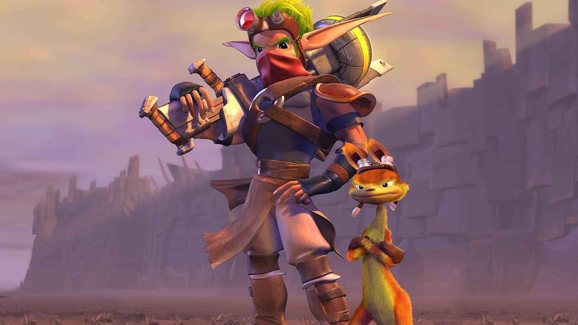 jak and daxter wallpapers - wallpaper cave