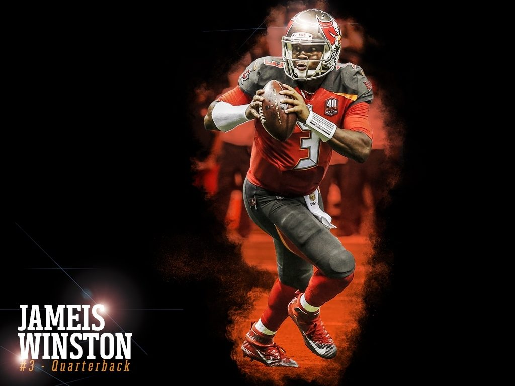 10 Best Jameis Winston Bucs Wallpaper FULL HD 1920×1080 For PC Background 2018 free download jameis winston wallpaper image wallpapers 1024x768