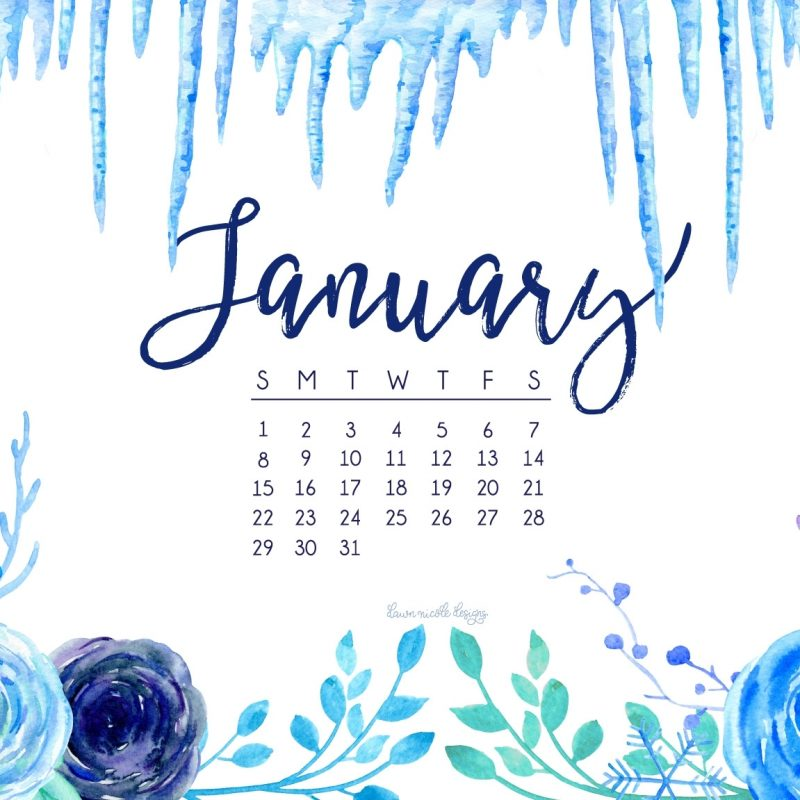 10 Best January 2017 Computer Wallpaper FULL HD 1920×1080 For PC Background 2018 free download january 2017 calendar tech pretties dawn nicole designs 2 800x800