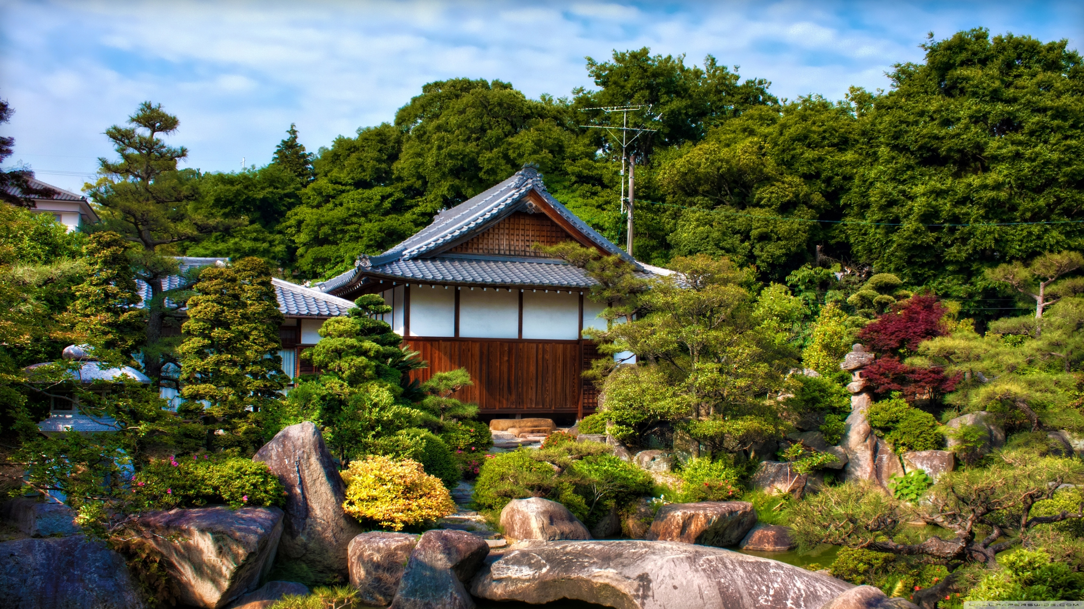 japanese garden ❤ 4k hd desktop wallpaper for 4k ultra hd tv