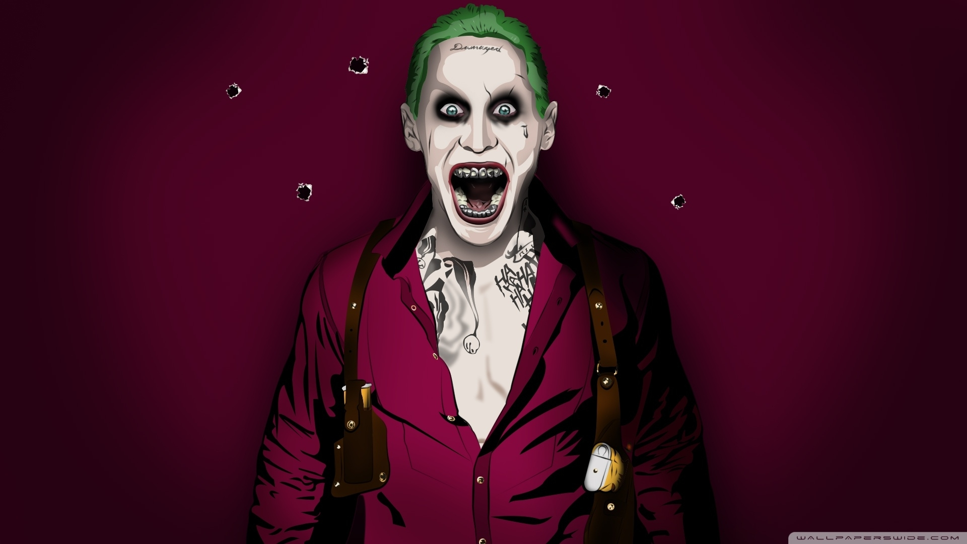jared joker leto ❤ 4k hd desktop wallpaper for 4k ultra hd tv