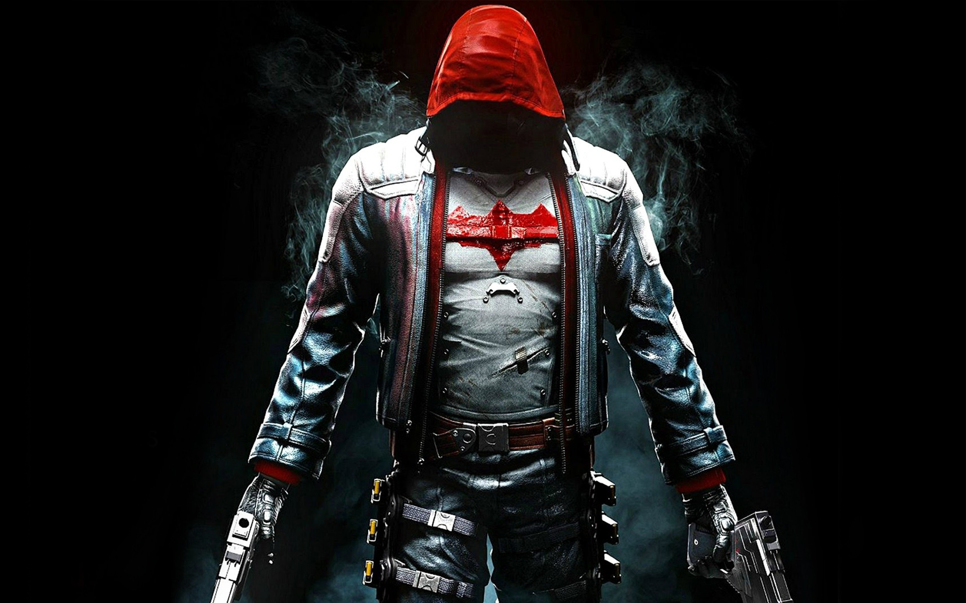 jason todd red hood batman arkham knight wallpapers | hd