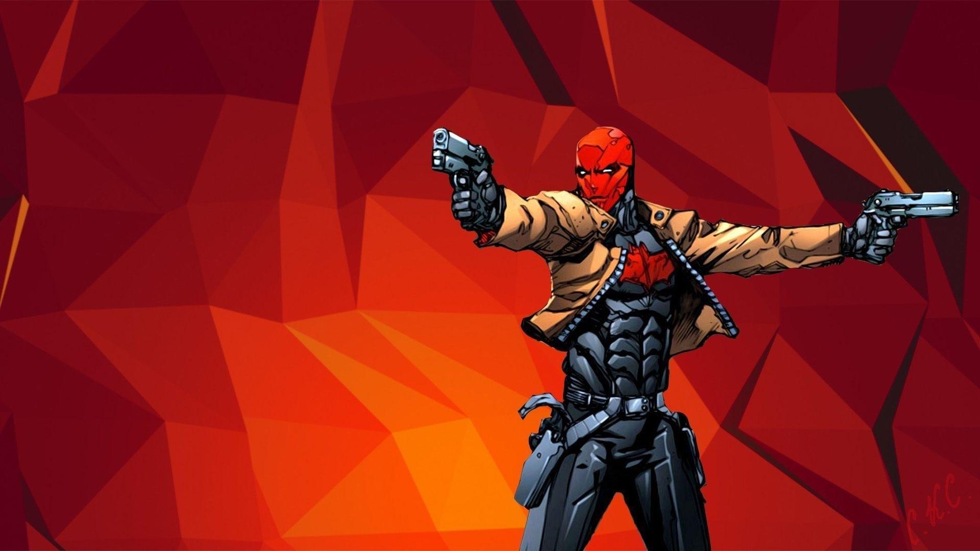 jason todd red hood wallpaper (84+ images)