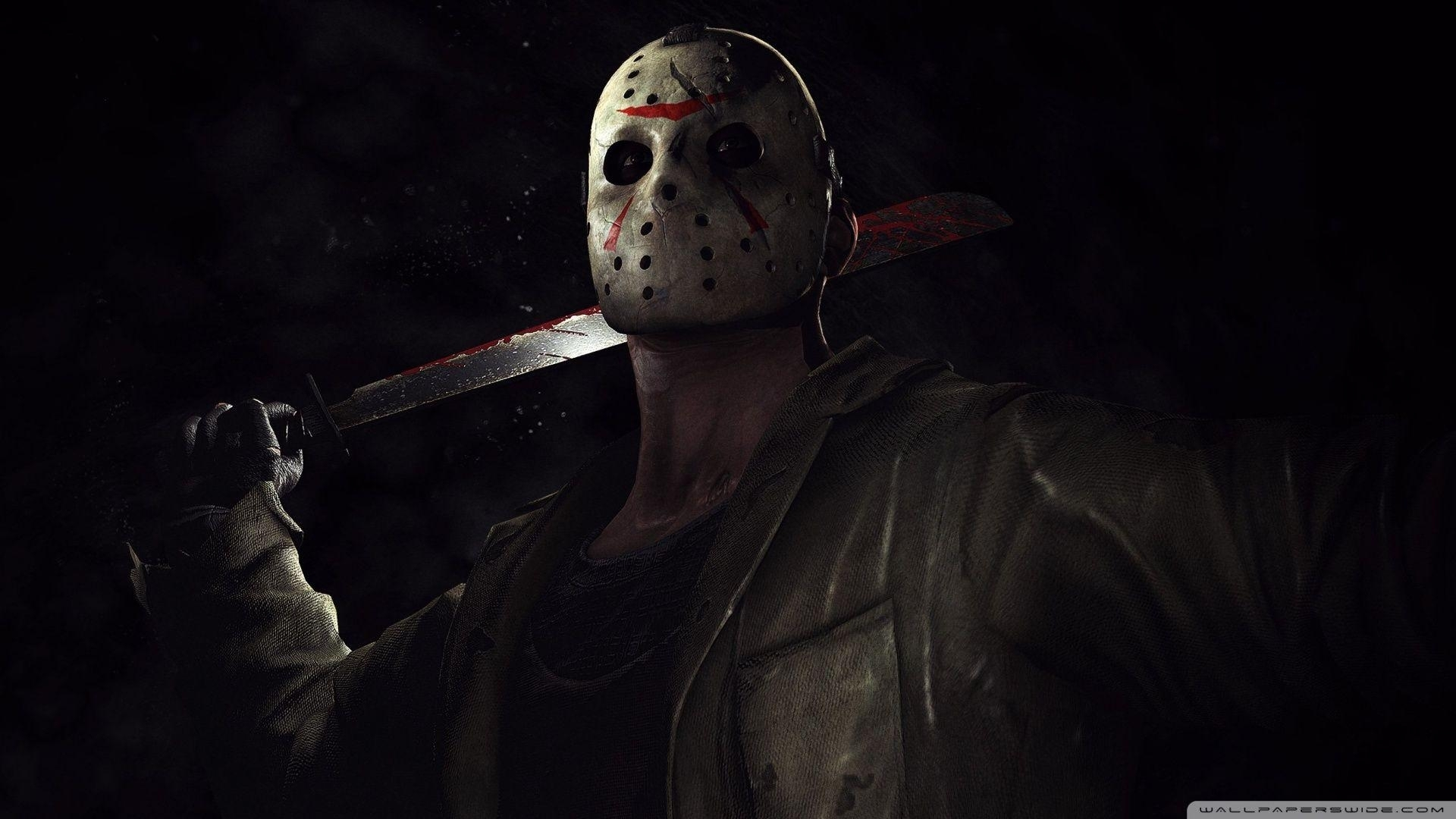 10 New Jason Voorhees Wallpaper 1080P FULL HD 1920×1080 For PC Background