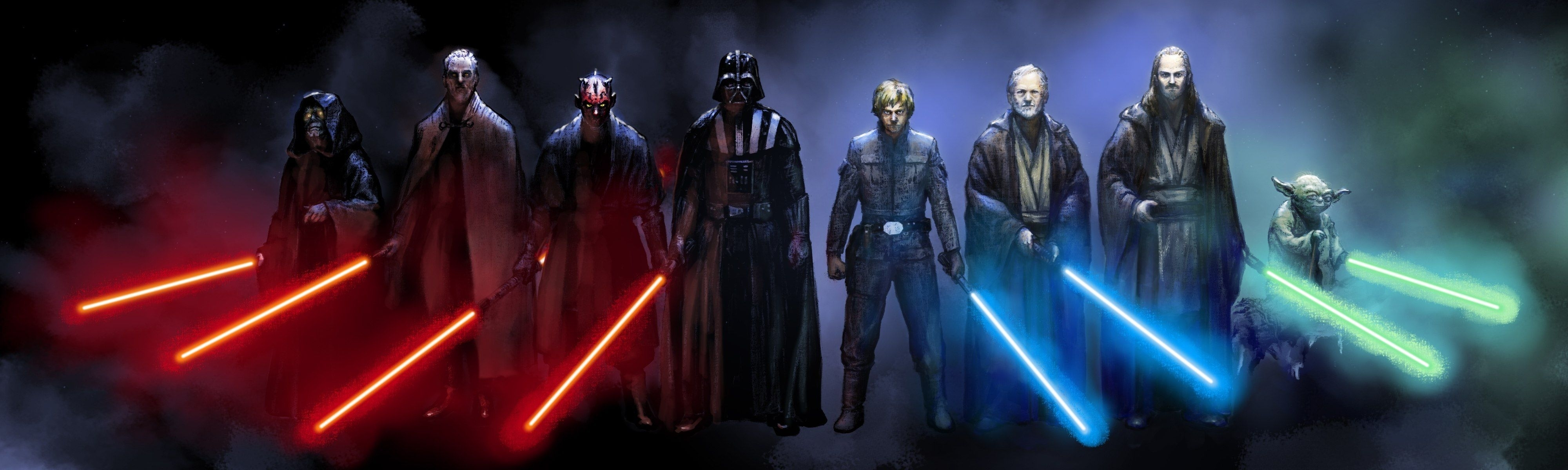 jedi vs sith | star wars | pinterest | sith and comic