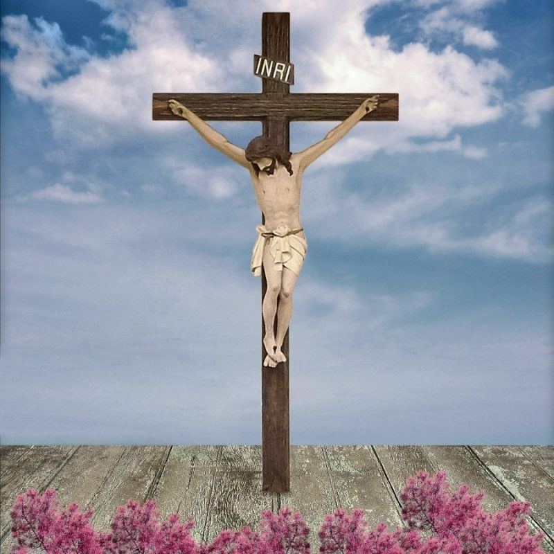 10 Latest Pics Of The Cross Of Jesus FULL HD 1080p For PC Background 2018 free download jesus on the cross illustration daniel ferreia leites ciccarino toile 800x800