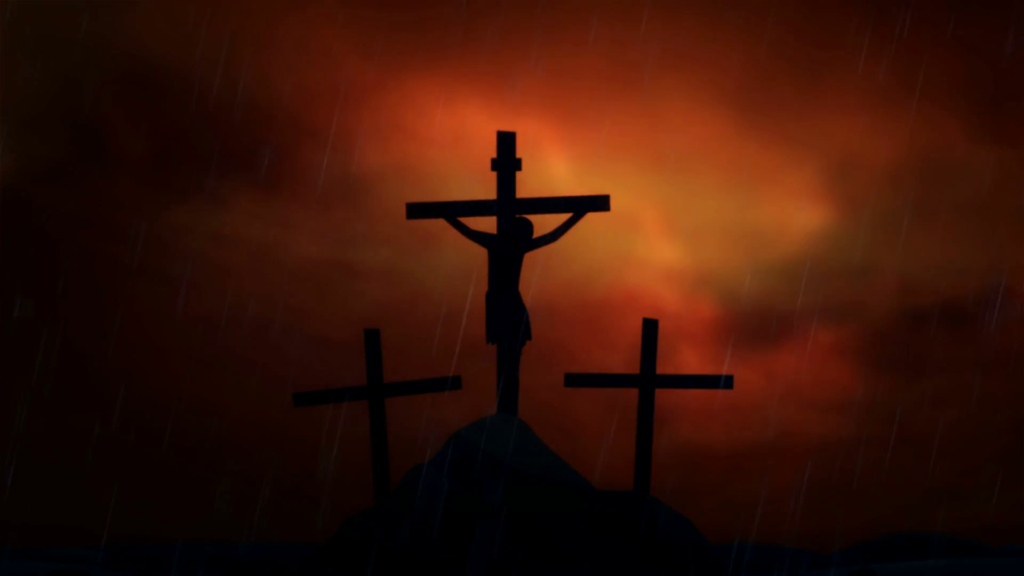 10 Latest Jesus On The Cross Pics FULL HD 1920×1080 For PC Desktop 2020 free download jesus on the cross under a lightning storm and rain motion 1024x576