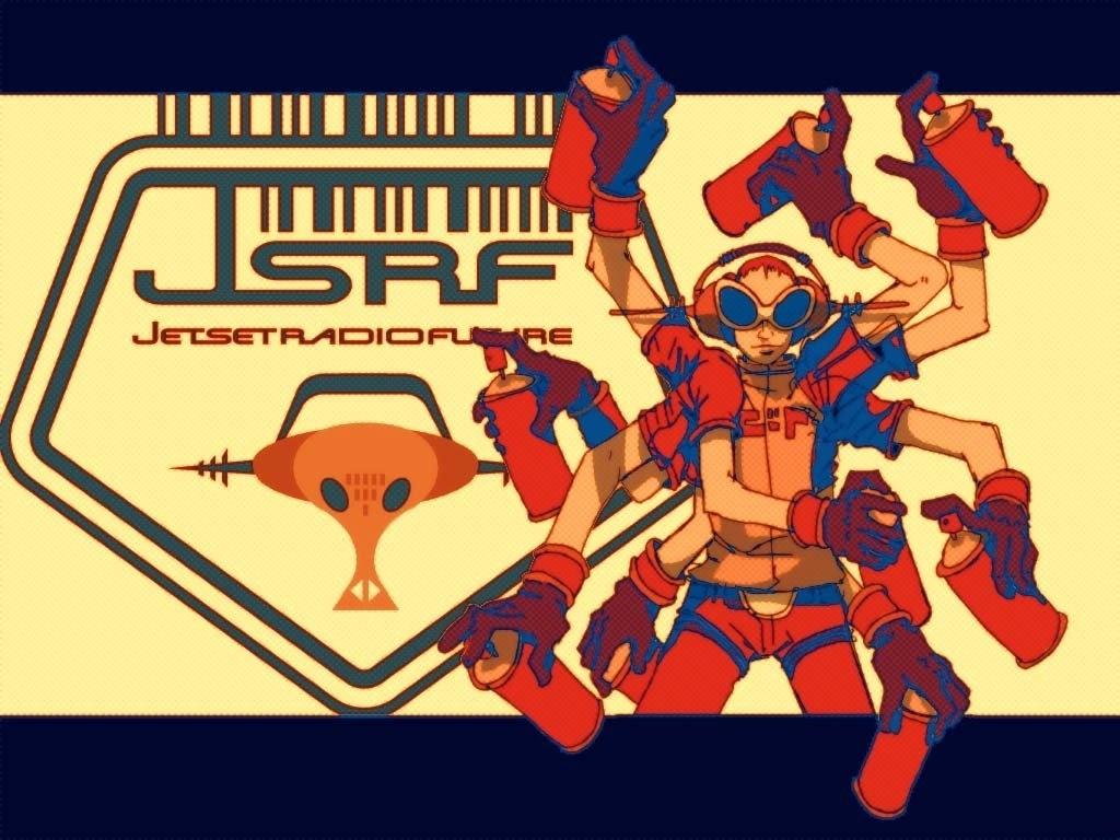 jet set radio future wallpaper and background image | 1024x768 | id:4798