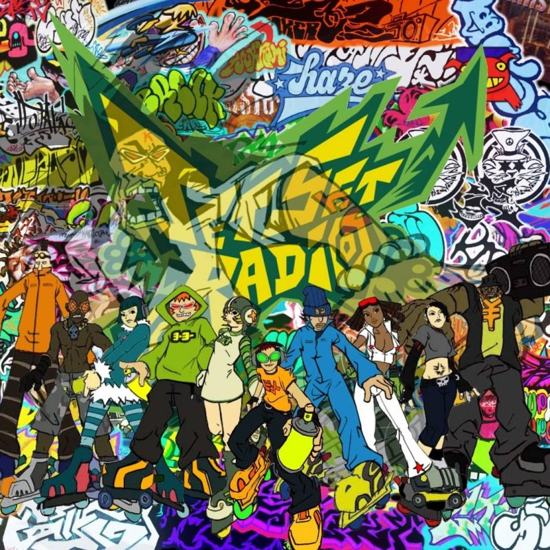 10 New Jet Set Radio Future Wallpaper FULL HD 1920×1080 For PC Desktop 2018 free download jet set radio wallpapers wallpaper cave 1 800x800