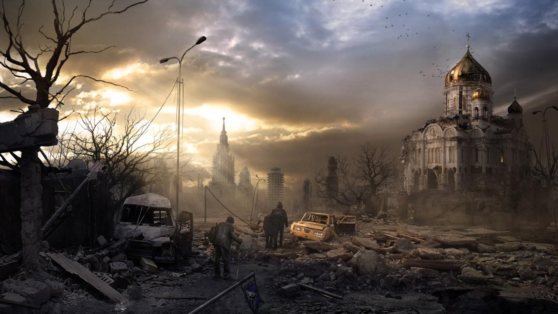 jeux vidéo — quelques suggestions de jeux post-apocalyptiquesl'antre