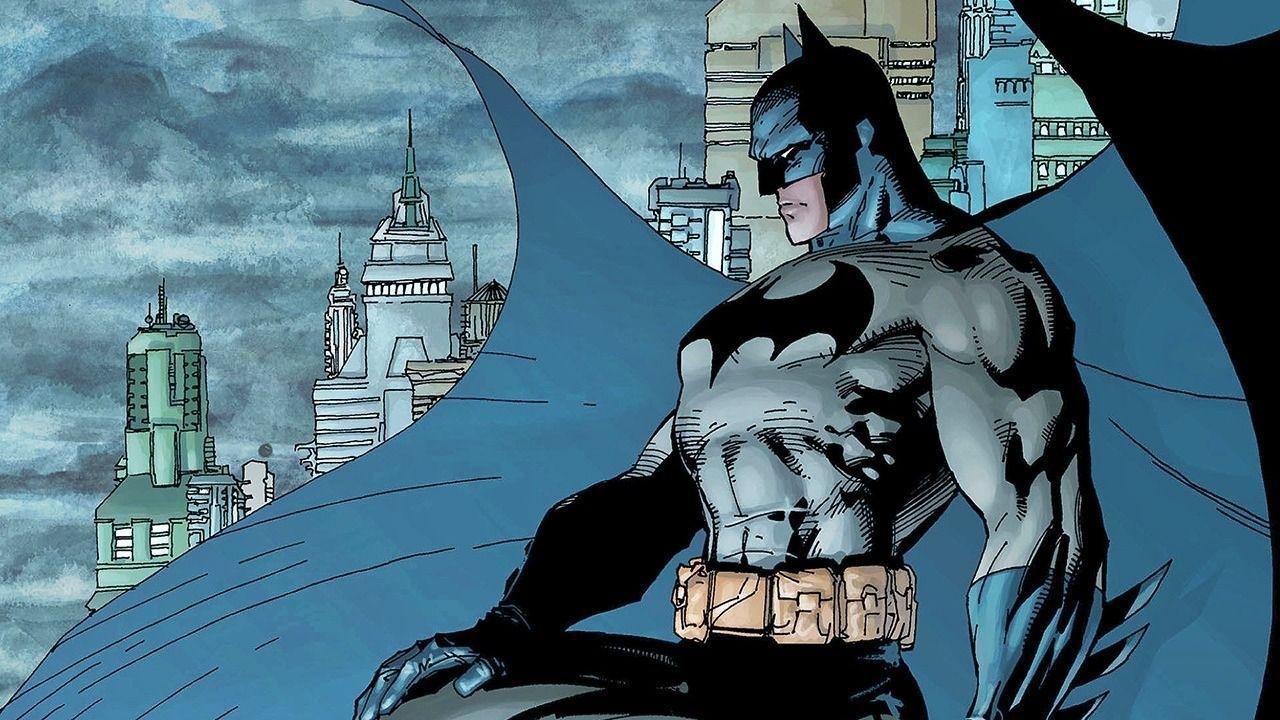 jim lee batman hush desktop wallpaper - takewallpaper | Комиксы и