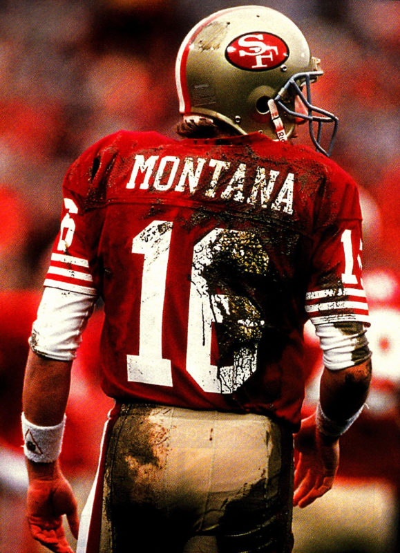 10 Top Joe Montana Wallpaper FULL HD 1080p For PC Desktop 2020 free download joe montana the man the myth the legend threw 11 touchdowns with 579x800