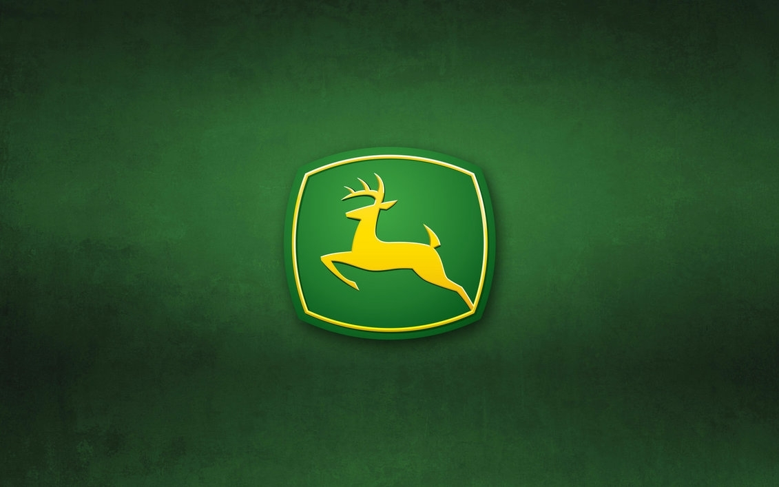 john deere logo wallpaperfictionalautumn on deviantart