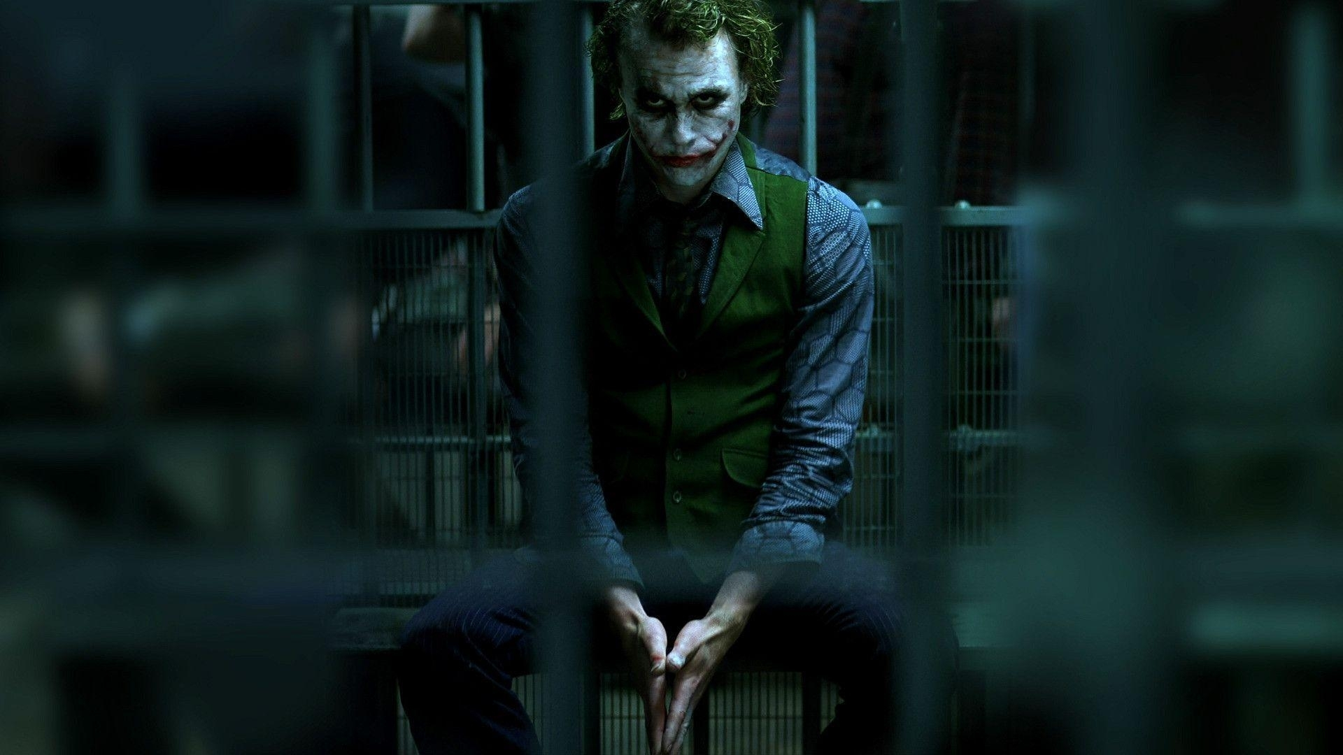 10 Best Joker Dark Knight Wallpaper FULL HD 1080p For PC Desktop