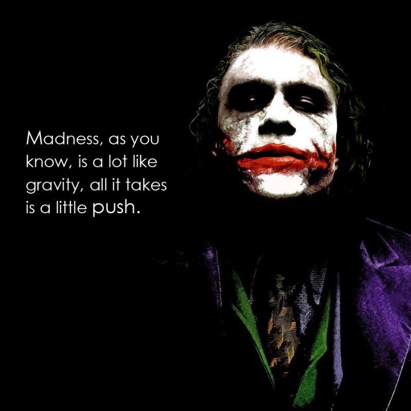 10 New The Joker Wallpaper Quotes FULL HD 1080p For PC Desktop 2018 free download joker quote best wallpapers 800x800