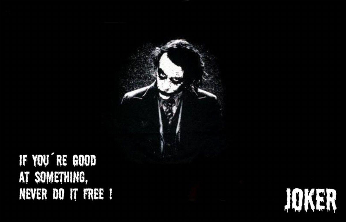 10 New The Joker Wallpaper Quotes FULL HD 1080p For PC Desktop