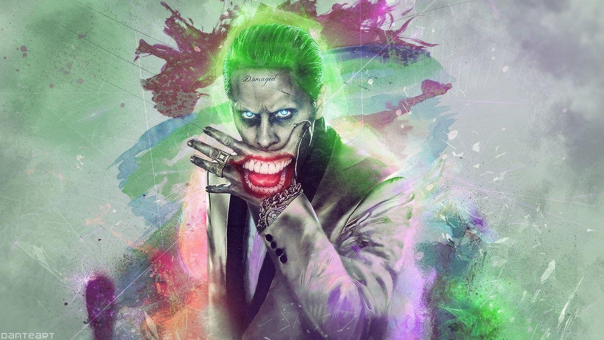 joker suicide squad wallpapers - wallpaper cave