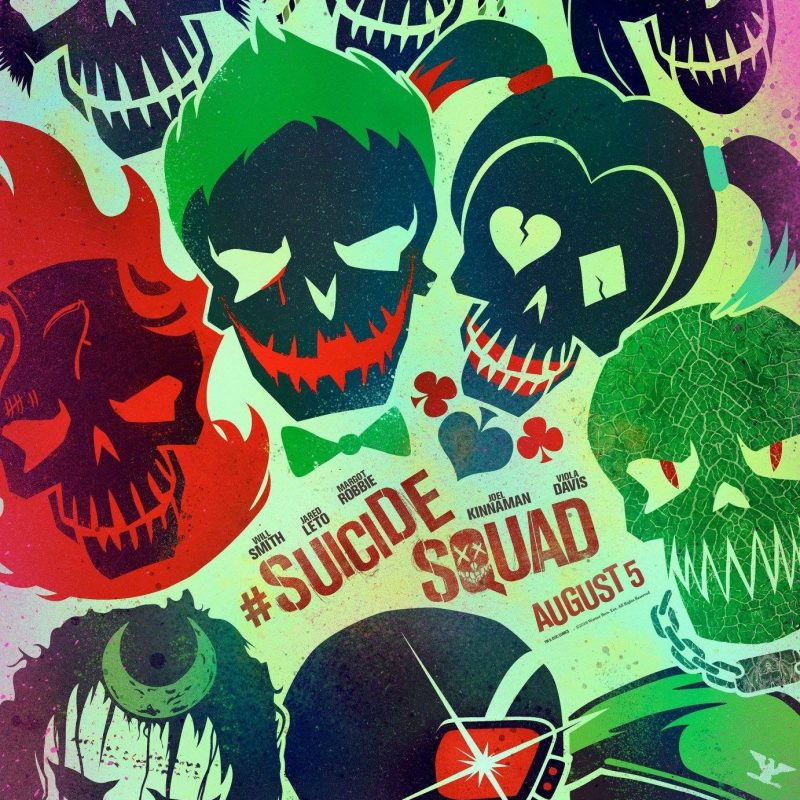 10 Best Suicide Squad Wallpaper Hd FULL HD 1920×1080 For PC Background 2018 free download joker suicide squad wallpapers wallpaper cave 2 800x800