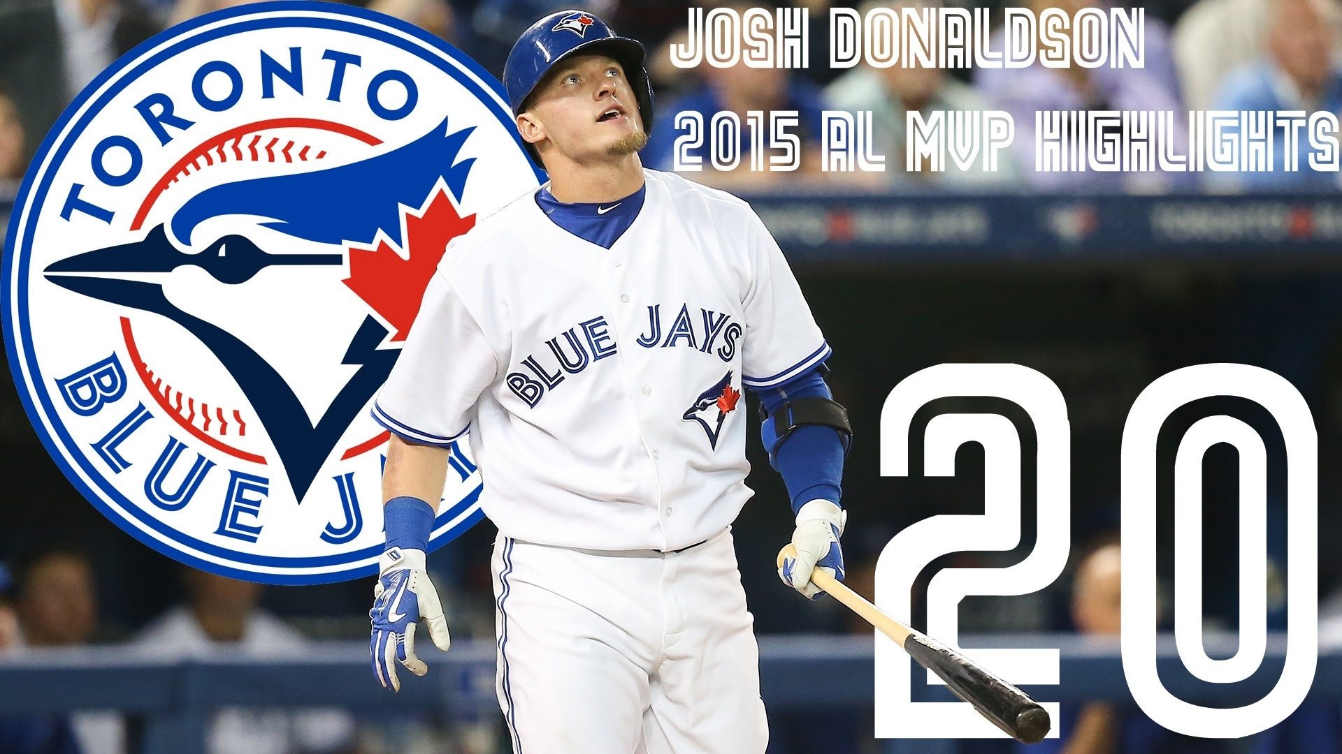 josh donaldson | toronto blue jays | 2015 al mvp highlights mix | hd