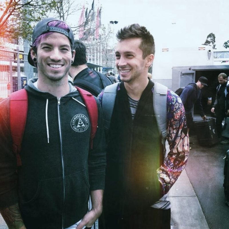 10 Most Popular Tyler Joseph And Josh Dun Wallpaper FULL HD 1080p For PC Background 2018 free download josh dun and tyler joseph peoplee29995 pinterest josh dun tyler 800x800