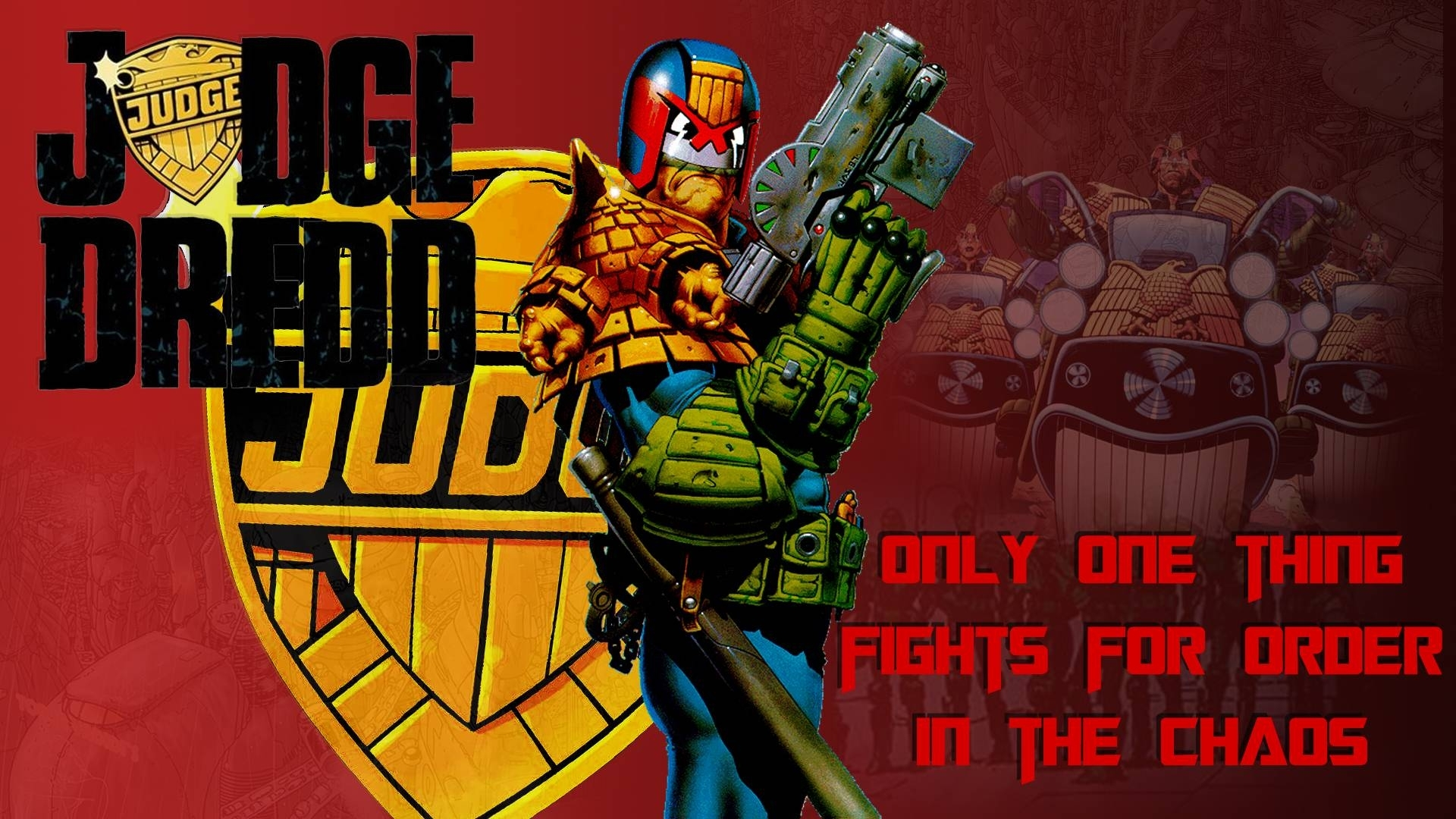 judge dredd wallpapers - wallpaper cave