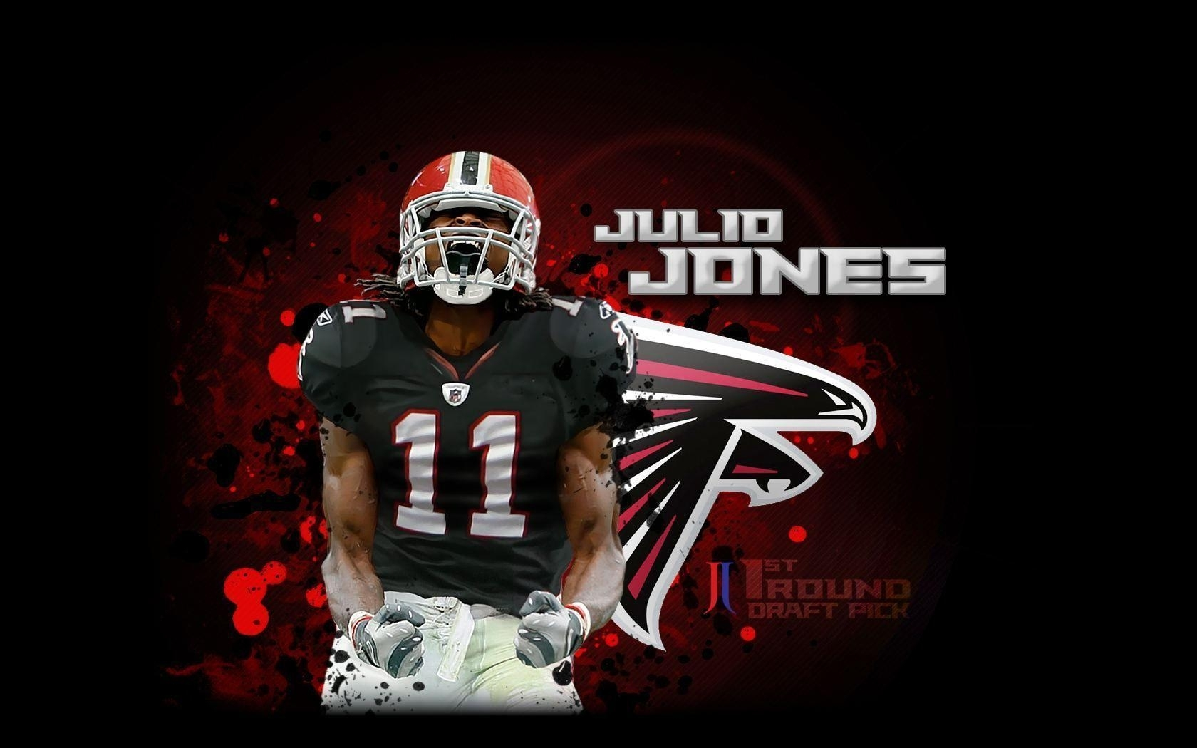 julio jones wallpapers - wallpaper cave