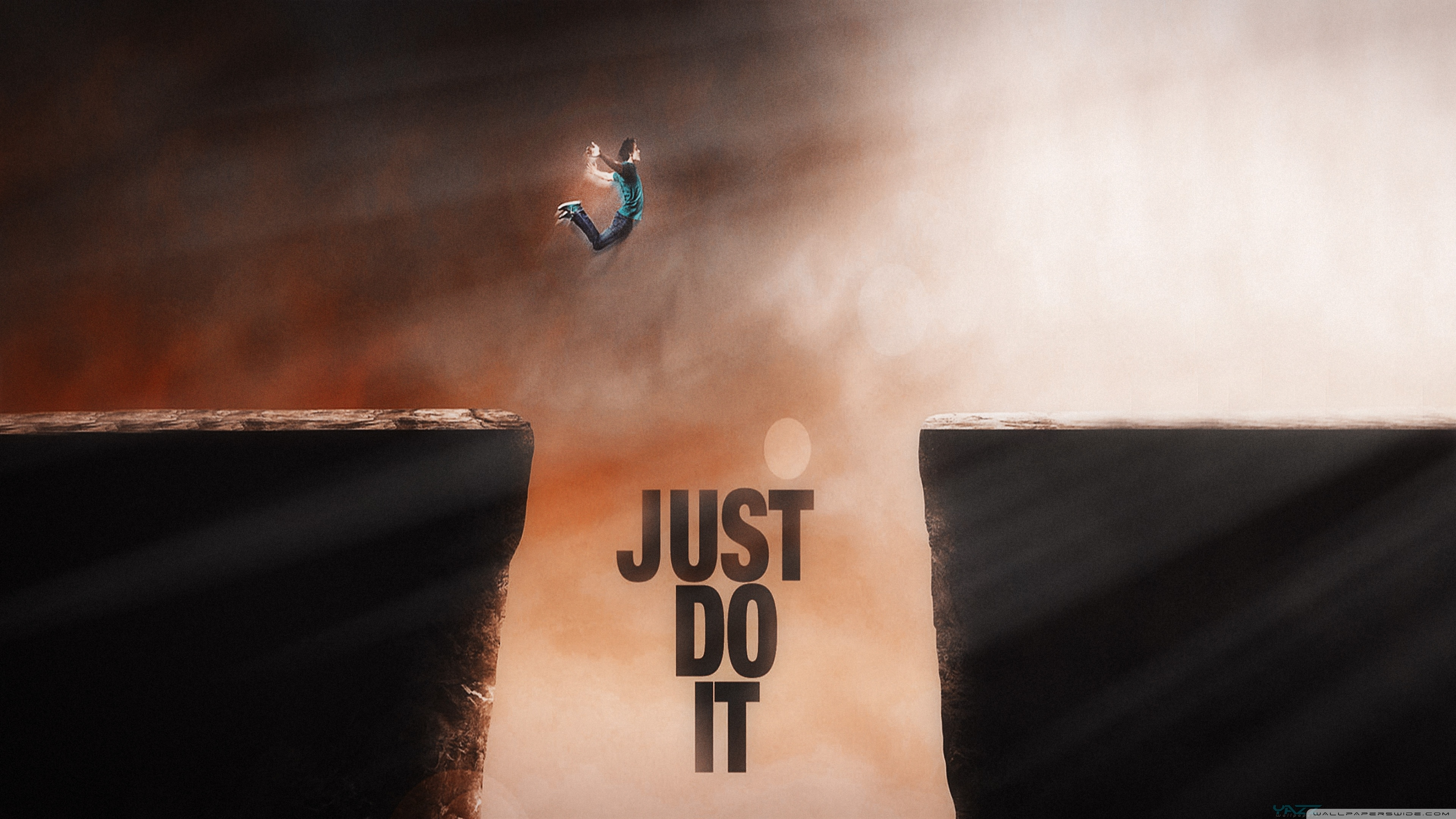 just do it ❤ 4k hd desktop wallpaper for 4k ultra hd tv • tablet