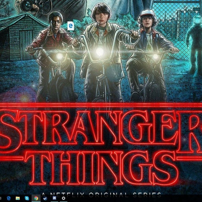 10 Best Stranger Things Desktop Wallpaper FULL HD 1920×1080 For PC Desktop 2018 free download just updated my desktop background strangerthings 800x800