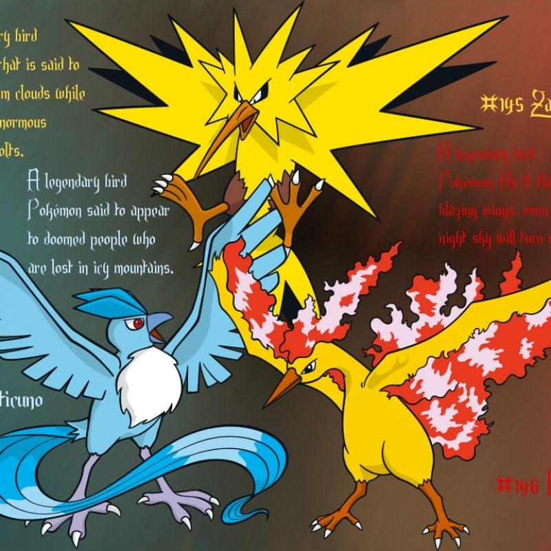 10 Most Popular Legendary Birds Pokemon Wallpaper FULL HD 1920×1080 For PC Background 2020 free download kanto legendary birds trio gimp wallpaperqueen articuno on 800x800
