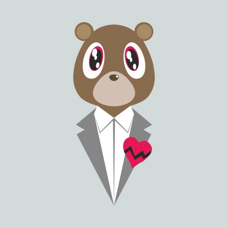 10 Latest Kanye West Bear Drawing FULL HD 1920×1080 For PC Desktop 2018 free download kanye bear art design pinterest tattoo dope wallpapers and 800x800