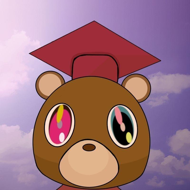 10 New Graduation Kanye West Wallpaper FULL HD 1080p For PC Desktop 2020 free download kanye west bear wallpaper 10 tattoos pinterest bear 800x800