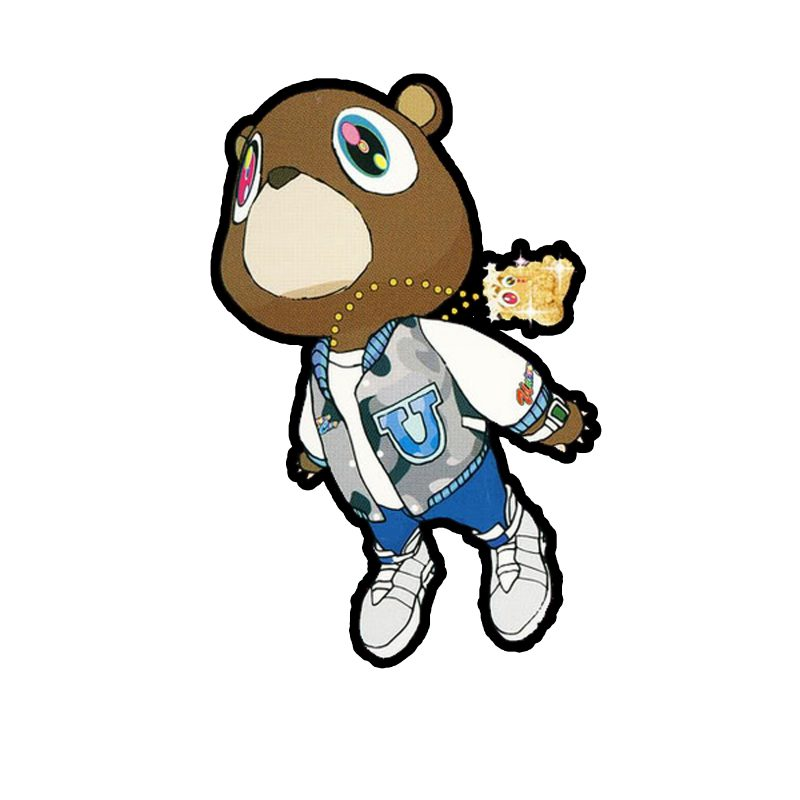 10 Latest Kanye West Bear Drawing FULL HD 1920×1080 For PC Desktop 2018 free download kanye west graduation bear inked skin pinterest kanye west 800x800