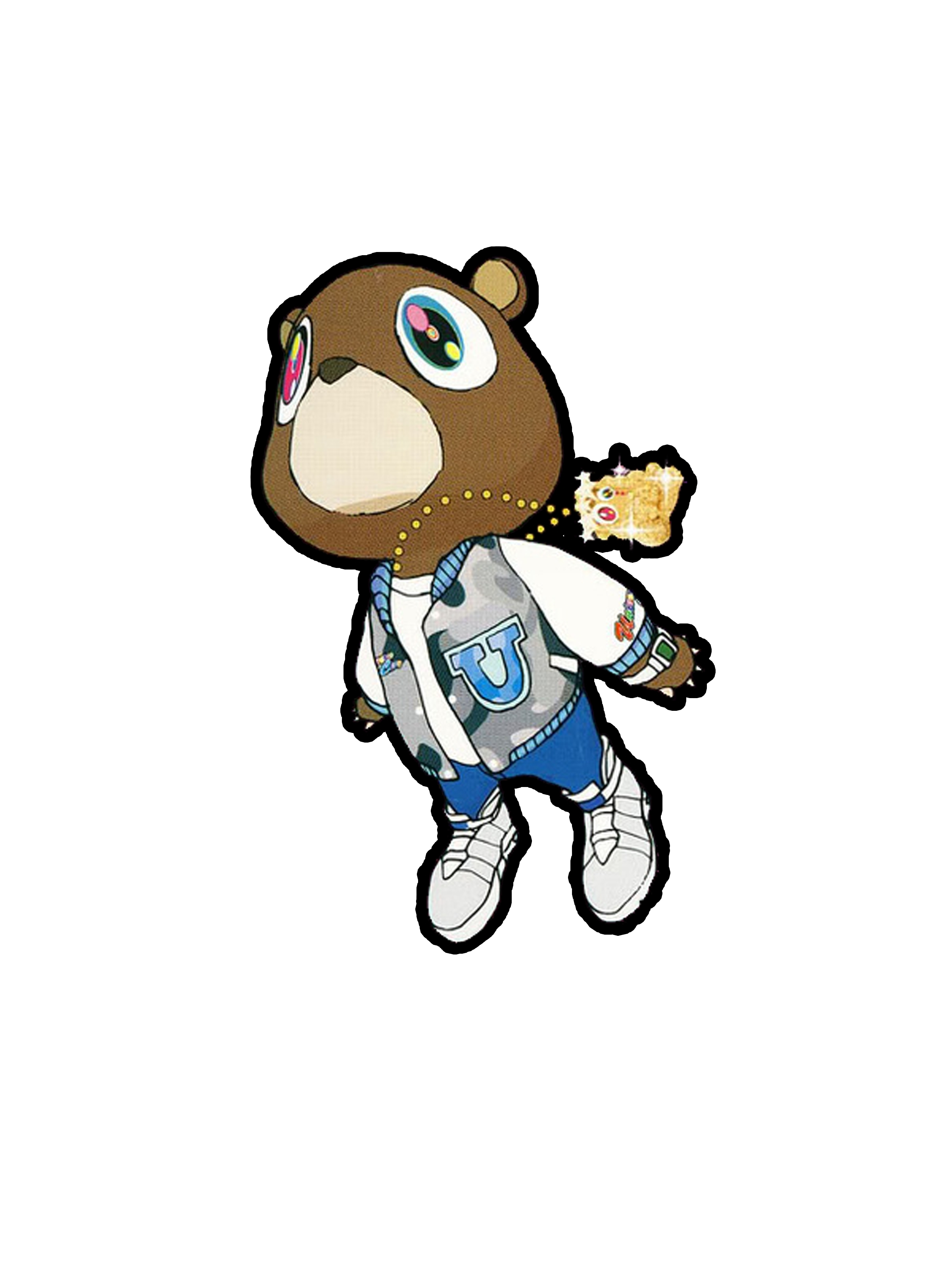 10 Latest Kanye West Bear Drawing FULL HD 1920×1080 For PC Desktop