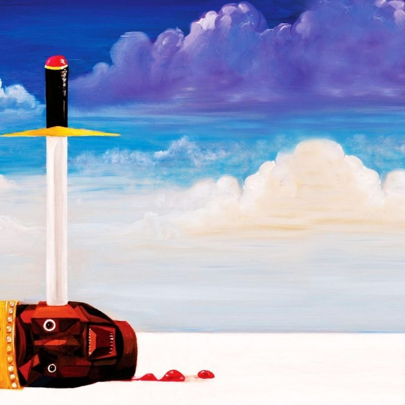 10 Best Kanye West My Beautiful Dark Twisted Fantasy Wallpaper FULL HD 1080p For PC Background 2020 free download kanye west my beautiful dark twisted fantasy 370177 walldevil 1 800x800