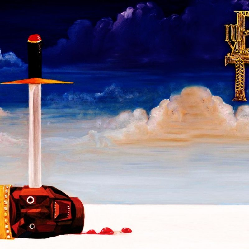 10 Best Kanye West My Beautiful Dark Twisted Fantasy Wallpaper FULL HD 1080p For PC Background 2020 free download kanye west power album cover wallpaper 1181034 800x800