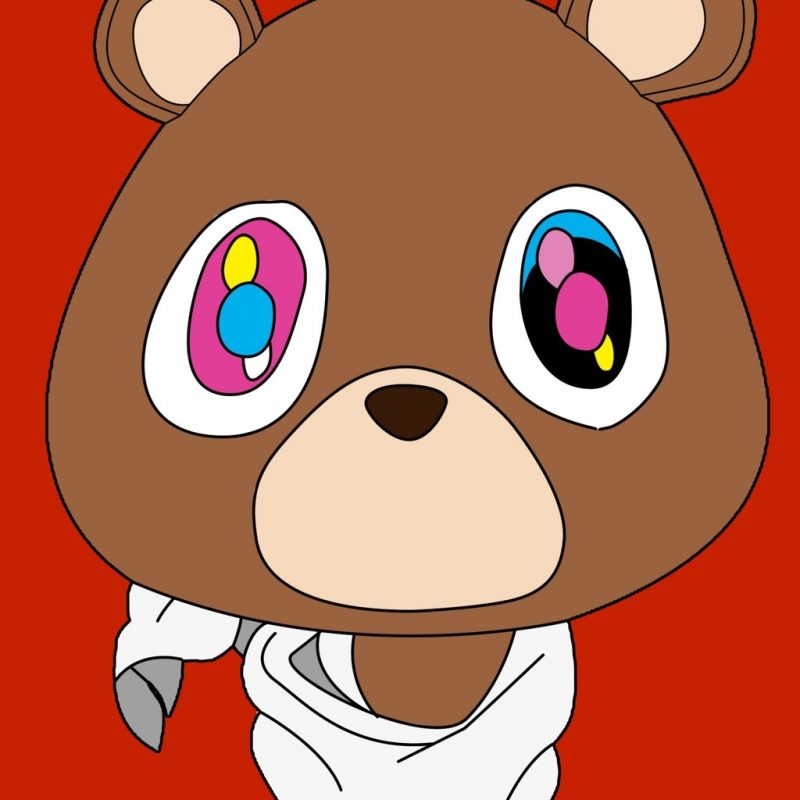 10 Latest Kanye West Bear Drawing FULL HD 1920×1080 For PC Desktop 2018 free download %name