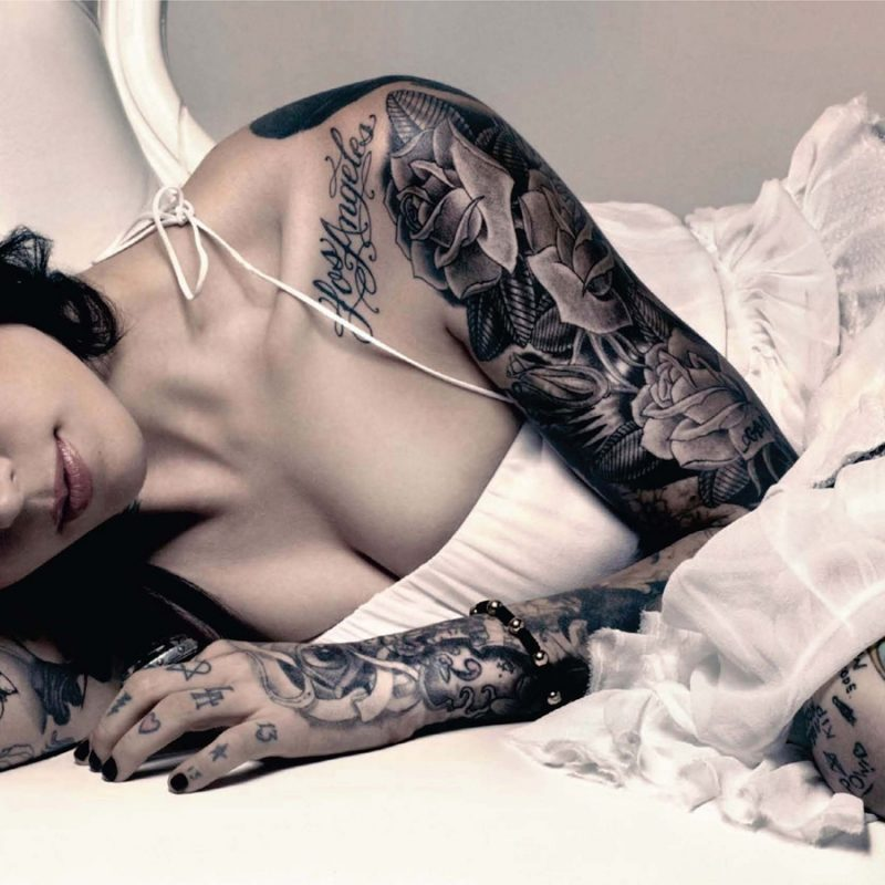 10 Best Kat Von D Wallpaper FULL HD 1080p For PC Desktop 2018 free download kat von d wallpaper hot and sexy lingerie picture tattoo images 800x800