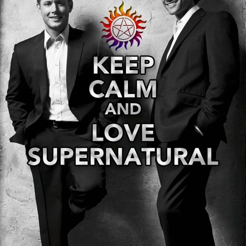 10 Most Popular Supernatural Wallpaper For Android FULL HD 1080p For PC Desktop 2018 free download keep calm and love supernatural iphone 5 wallpaper mobile9 click to 800x800