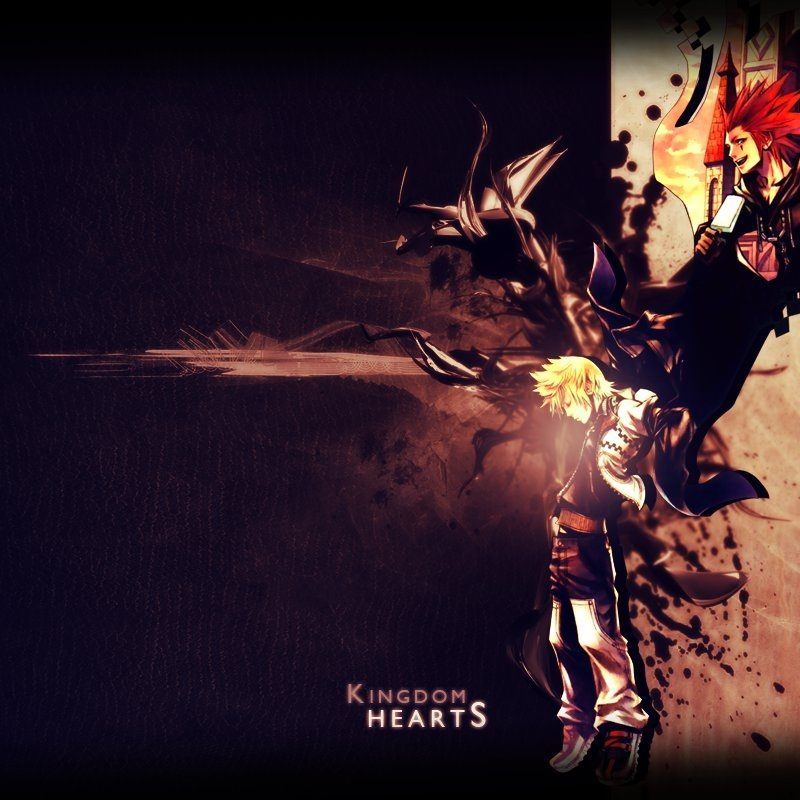 10 Top Kingdom Hearts Wallpaper 1920X1080 Roxas FULL HD 1080p For PC Background 2020 free download kh 358 2 days wallpaperfirebomb9 on deviantart 800x800
