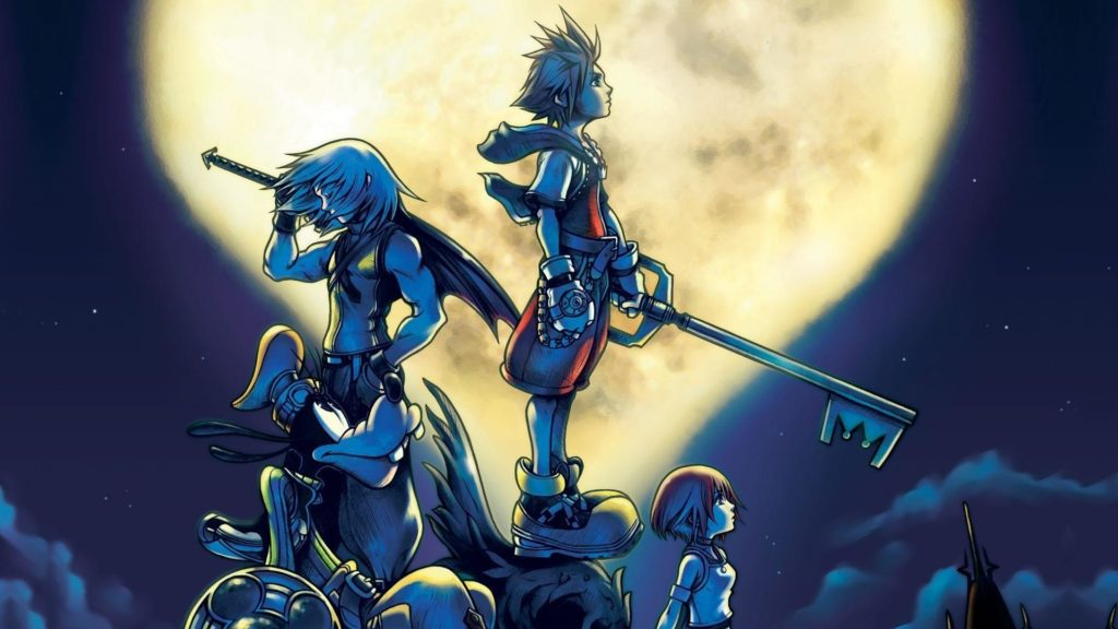 10 New Kingdom Hearts 1 Wallpaper FULL HD 1920×1080 For PC Background 2018 free download kingdom hearts 1 wallpaper 73 images 1024x576