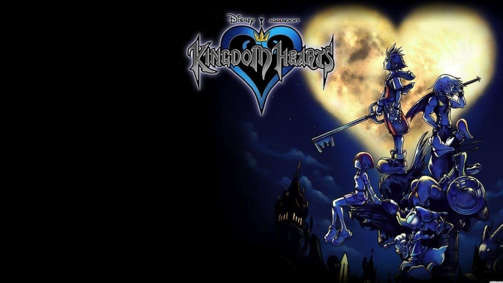 10 New Kingdom Hearts 1 Wallpaper FULL HD 1920×1080 For PC Background 2018 free download kingdom hearts 1 wallpapers wallpaper cave 1024x576
