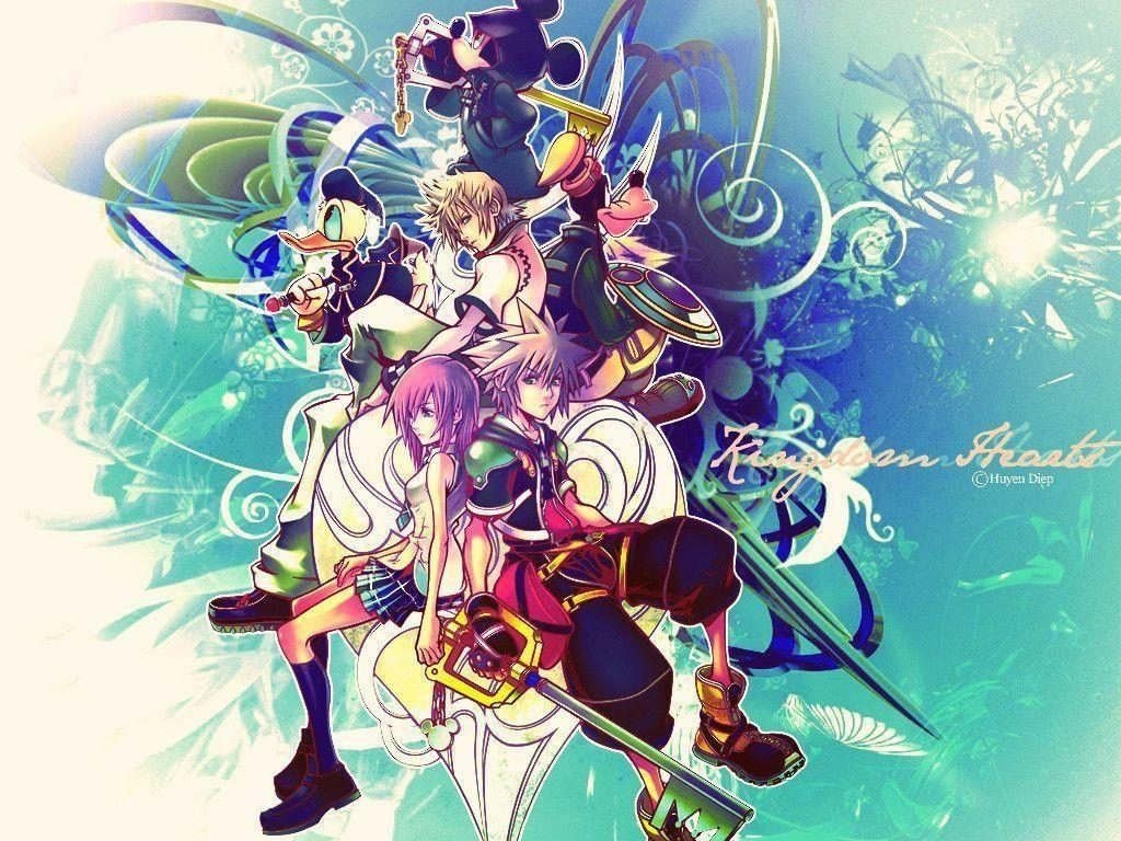 10 Top Kingdom Hearts 2 Wallpaper FULL HD 1920×1080 For PC Background 2020 free download kingdom hearts 2 wallpapers wallpaper cave 1024x768