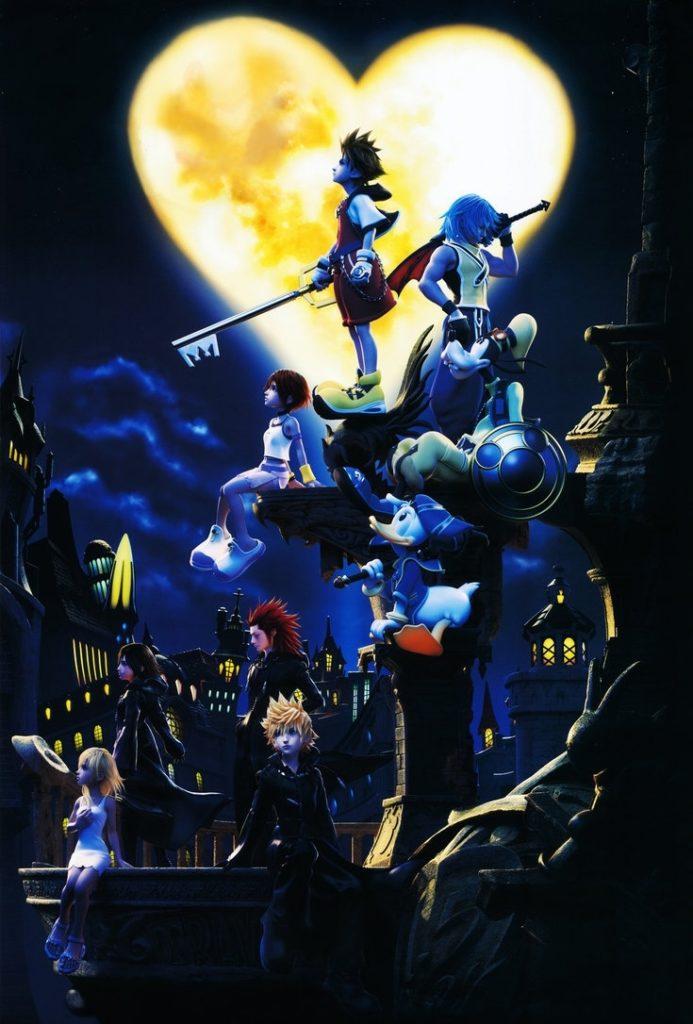 10 New Kingdom Hearts 1 Wallpaper FULL HD 1920×1080 For PC Background 2018 free download kingdom hearts hd cg wallpaperdanchaos1 on deviantart 693x1024