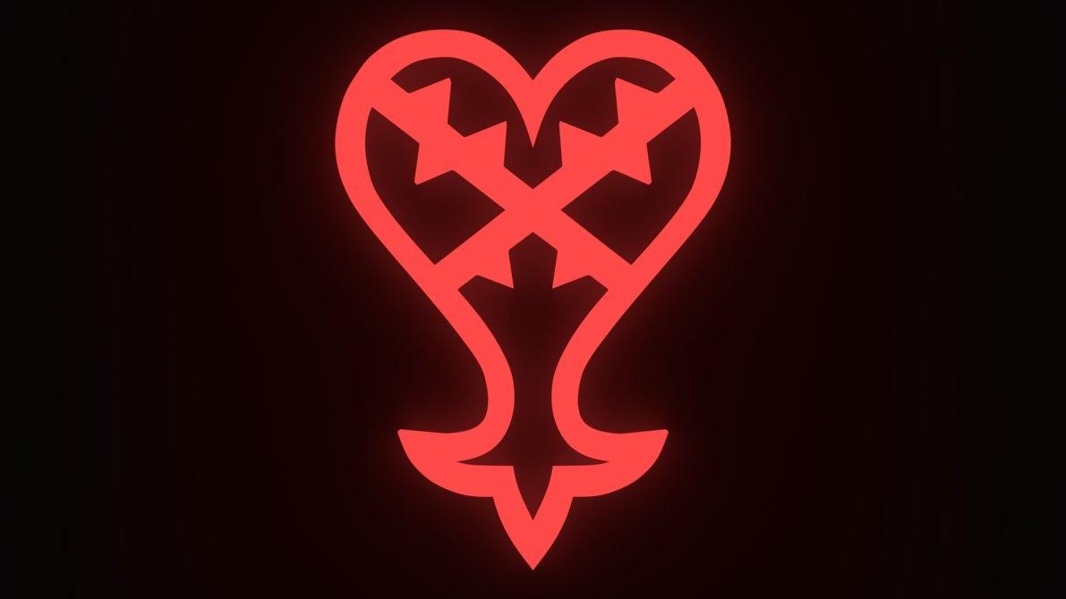 kingdom hearts - heartless wallpaperabluescarab on deviantart