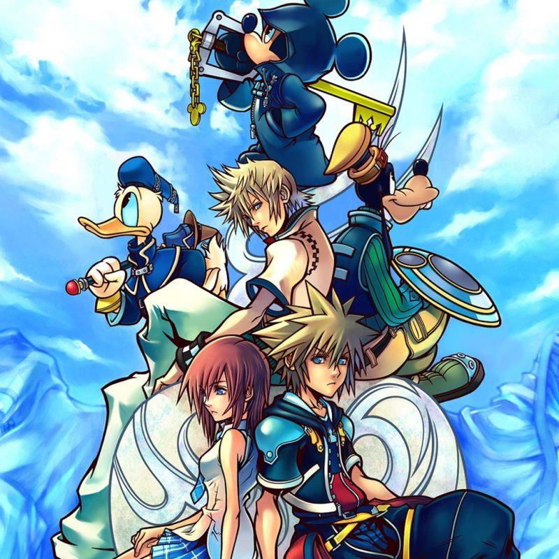 10 New Kingdom Hearts 2 Hd Wallpaper FULL HD 1080p For PC Desktop 2018 free download kingdom hearts ii hd wallpapers backgrounds wallpaper 1280x1024 1 800x800