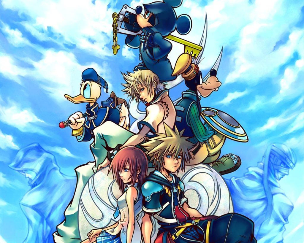 10 Top Kingdom Hearts 2 Wallpaper FULL HD 1920×1080 For PC Background 2018 free download kingdom hearts ii hd wallpapers backgrounds wallpaper 1280x1024 1024x819